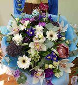Агентство Аура цветов, оптово-розничный салон, фото №2